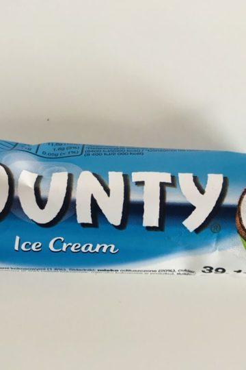 lód bounty
